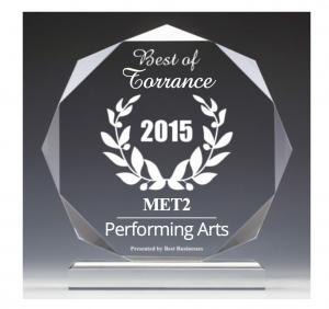 Best of Business Award MET2